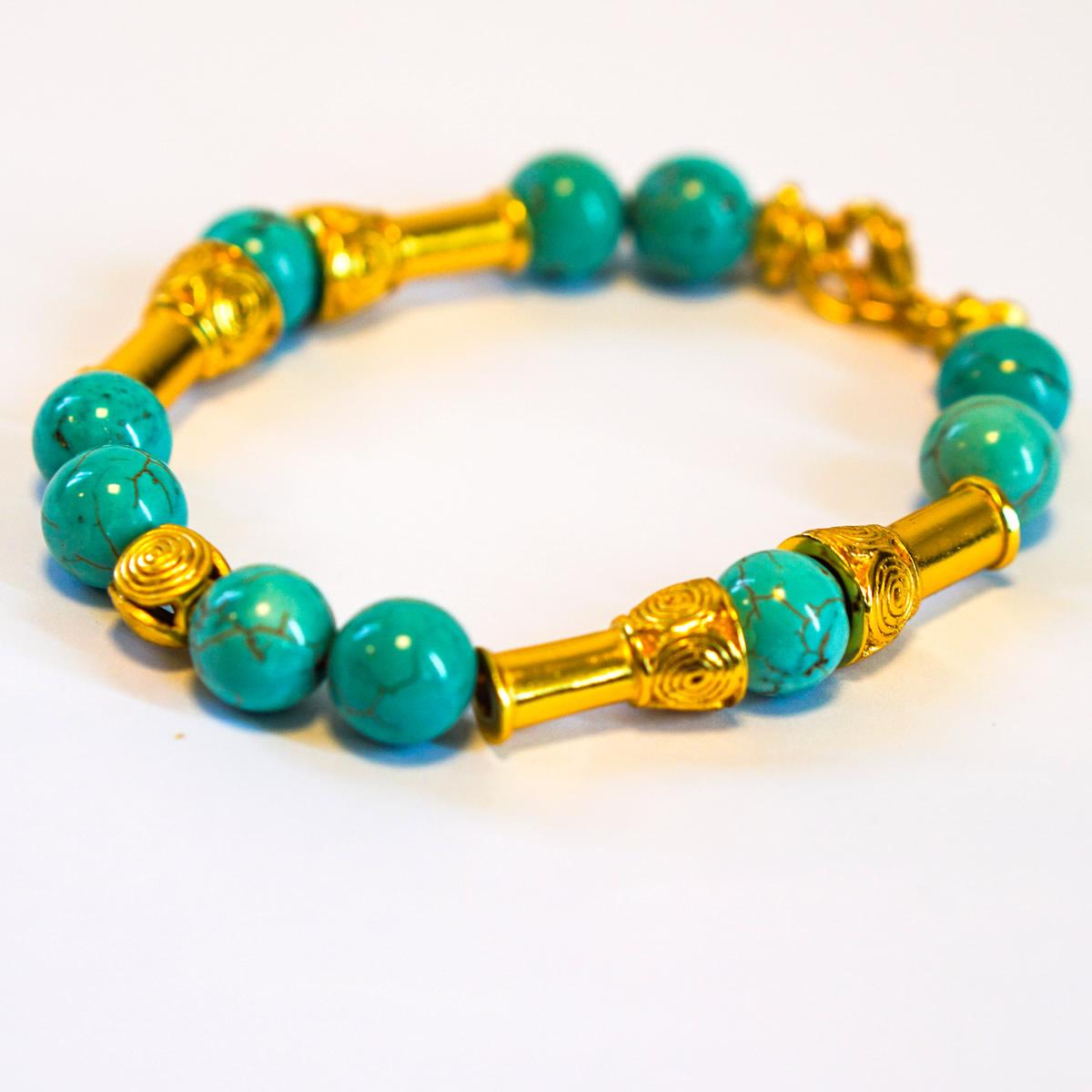 Pre Columbian Turquoise Bracelet