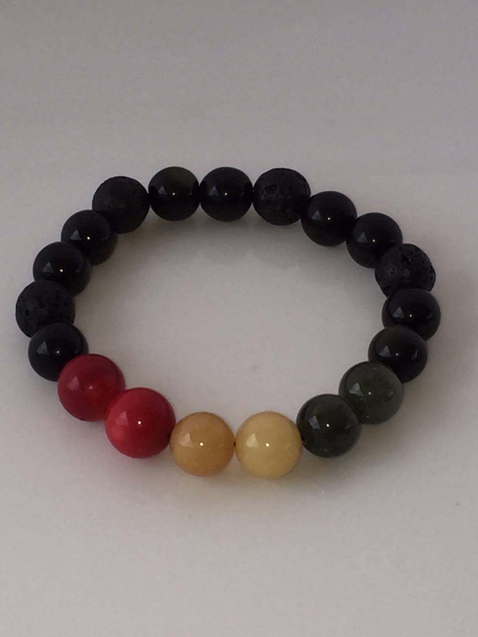 Fiori, Italian all made of Natural Gemstones for HIM