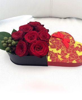 Flower box 8 stuks