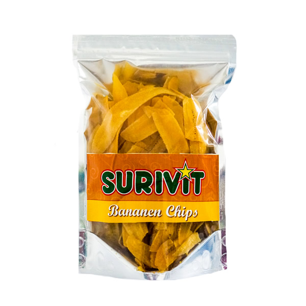 Surivit Bananen Chips Large