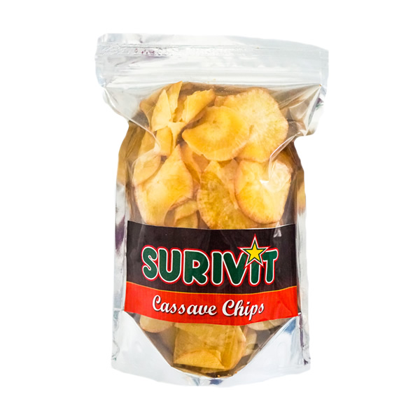 Surivit Cassave Chips large