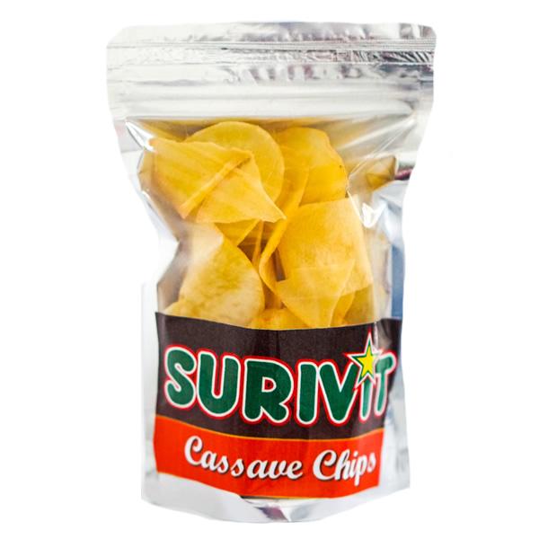 Surivit Cassave Chips Klein
