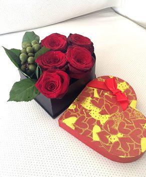 Flower box 5 stuks