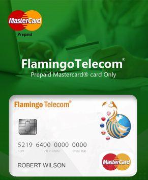 Prepaid Mastercard® Card